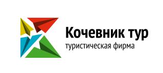 логотип кочевник